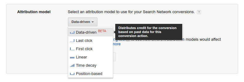 Attribution Model Dropdown - AdWords.png