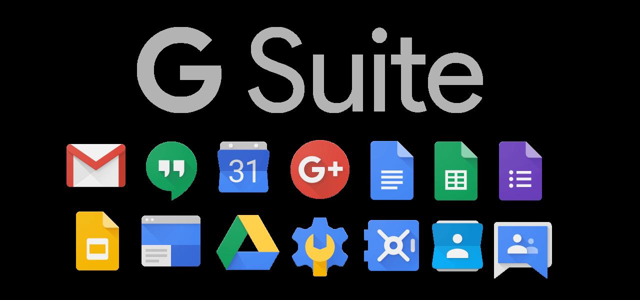 Результат пошуку зображень за запитом g suite