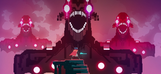 Игра года для iPad - Hyper Light Drifter.jpg